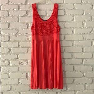 Spense Coral Dress